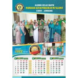 Kalender 38 X 64 Cm, Tahun 2023