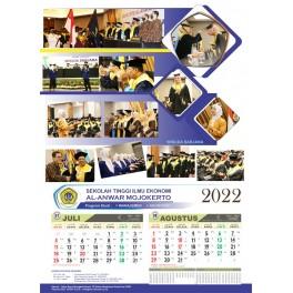 Kalender Tahun 2024 Ukuran 32 X 48 Cm