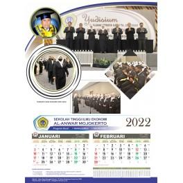Kalender Murah, 46 X 64 Cm, Tahun 2022